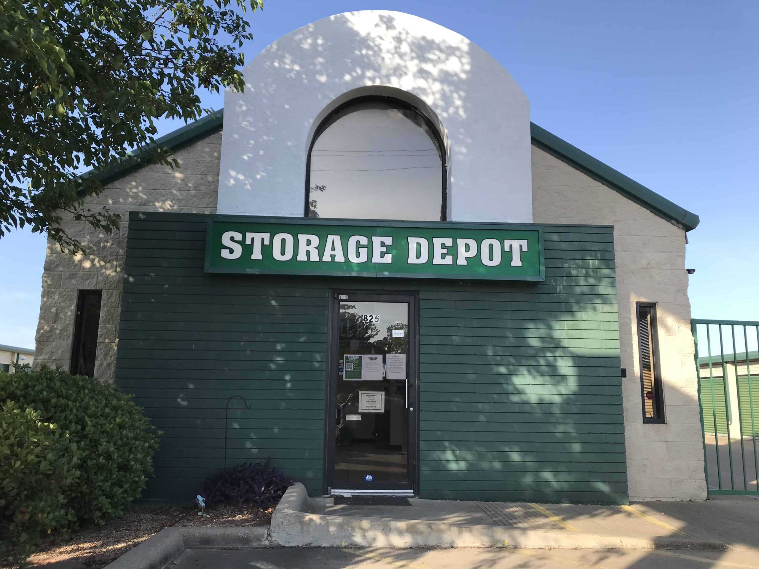 Burleson Storage office